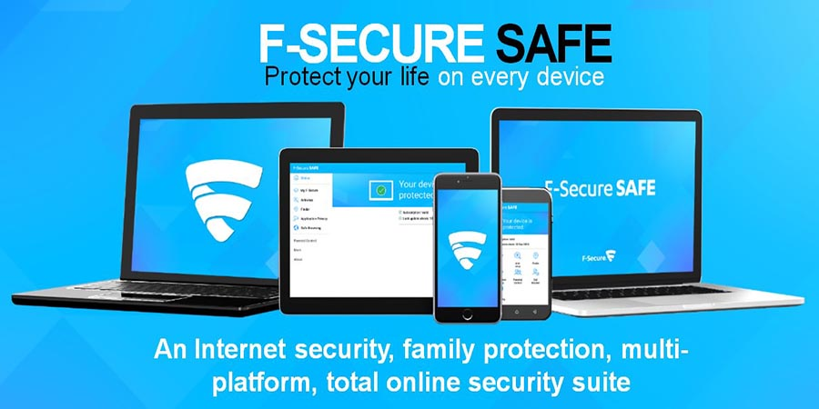 F-Secure SAFE-free for 1 Year for 1 device
