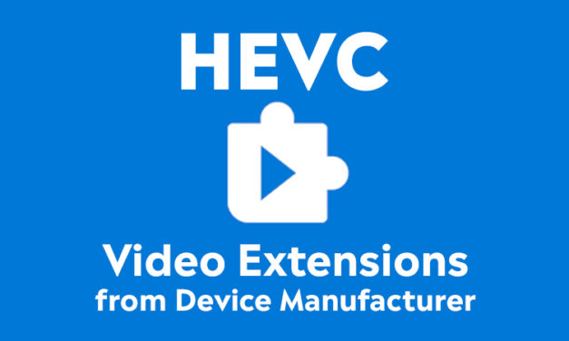 HEVC Video Extensions fREE, Play all video