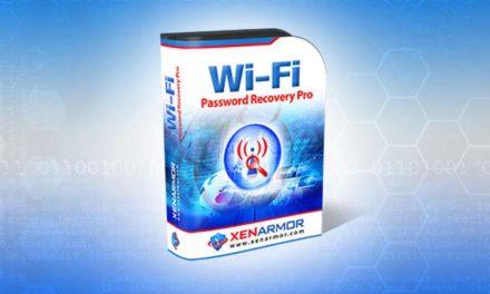 XenArmor WiFi Password Recovery Pro