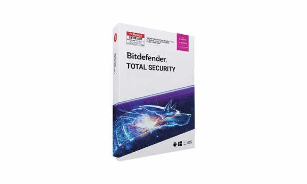 Bitdefender Total Security 120 Day Trial