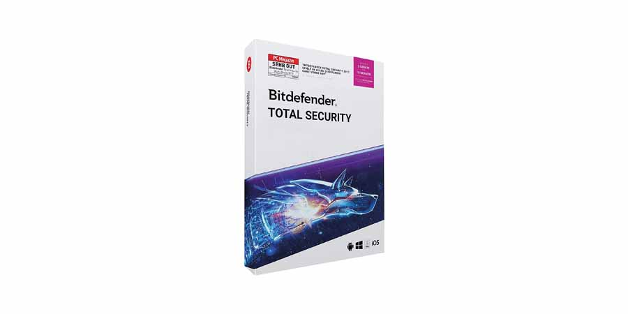 Bitdefender Total Security 120 Day Trial