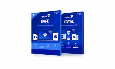F-Secure SAFE for 6 months free. Protection for 5 devices